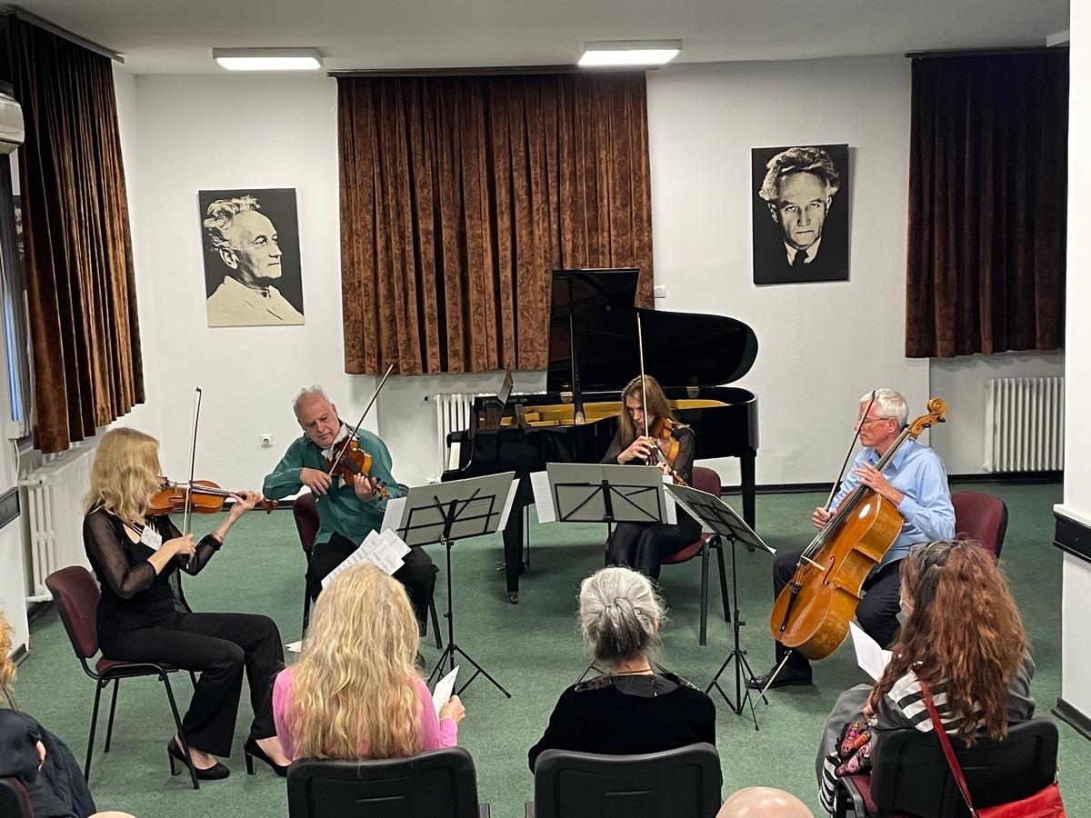 Beogradski gudacki kvartet
